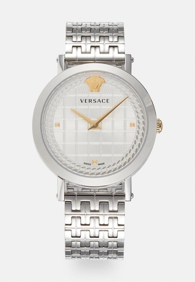 COIN ICON - Watch - silver-coloured