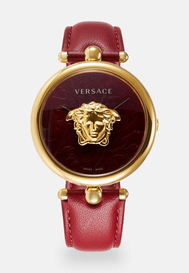 PALAZZO EMPIRE BAROCCO - Watch - red