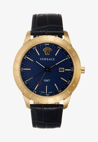 Versace Watches - UNIVERS - Zegarek - darkblue/gold-coloured - 3