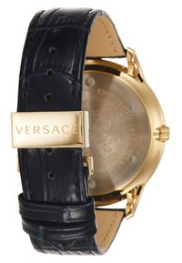 Versace Watches - UNIVERS - Zegarek - darkblue/gold-coloured - 4