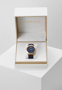 Versace Watches - UNIVERS - Zegarek - darkblue/gold-coloured - 0