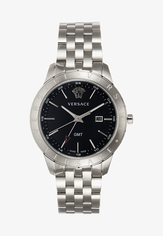 UNIVERS - Watch - silver-coloured