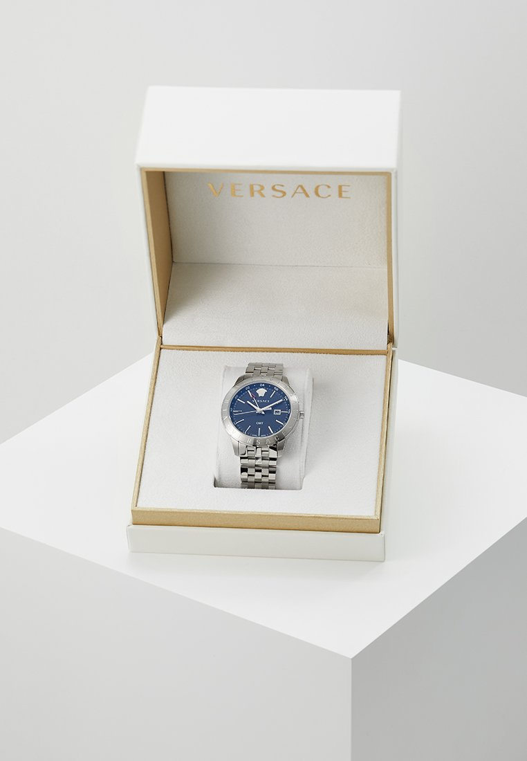 Versace Watches - UNIVERS - Horloge - silver-coloured