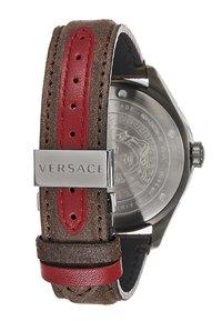 Versace Watches - GLAZE - Zegarek - brown - 4