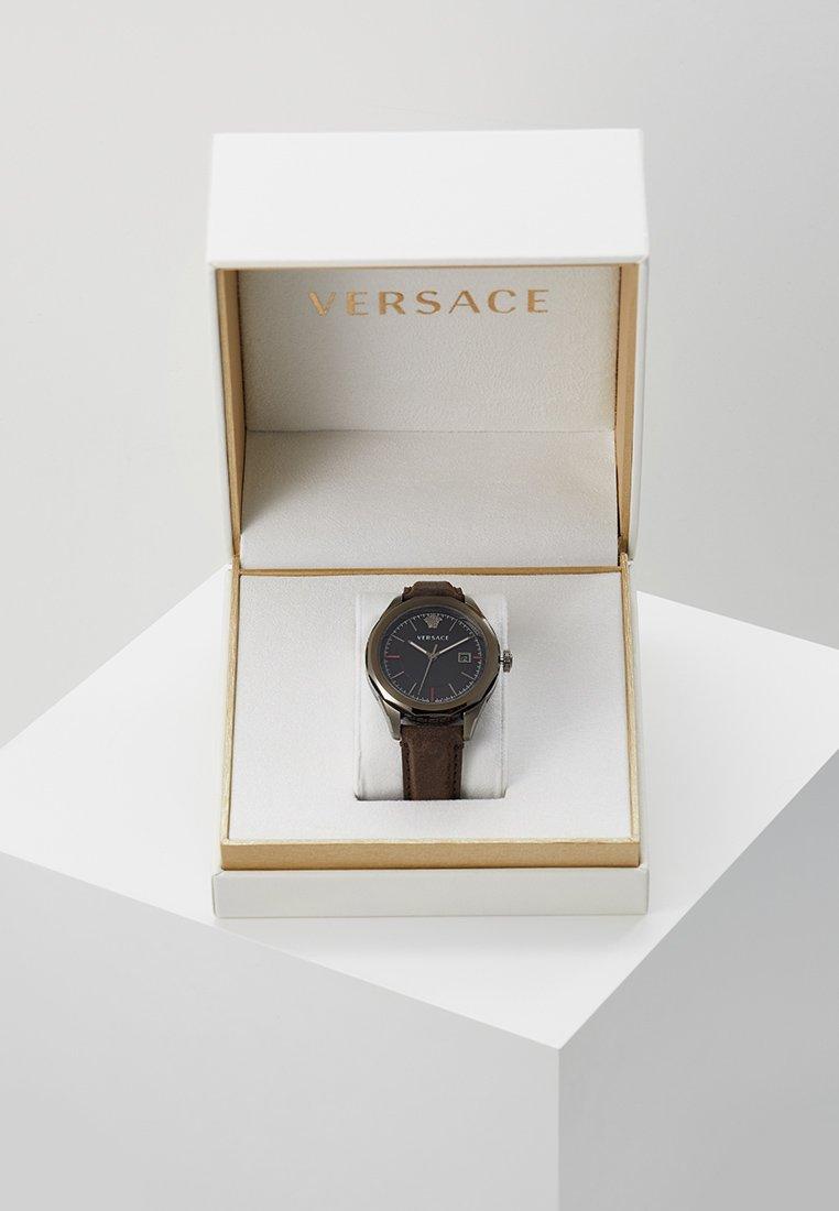 Versace Watches - GLAZE - Zegarek - brown