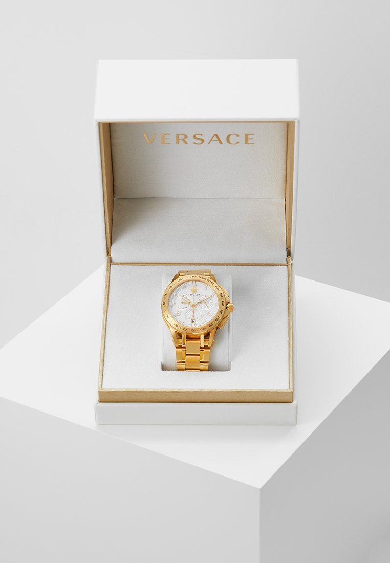 Versace Watches - SPORT TECH - Chronograaf - all gold-coloured