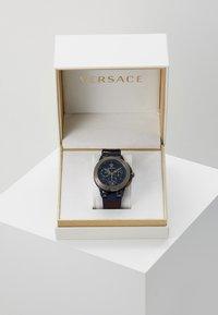 Versace Watches - SPORT TECH - Montre à aiguilles - blue - 0