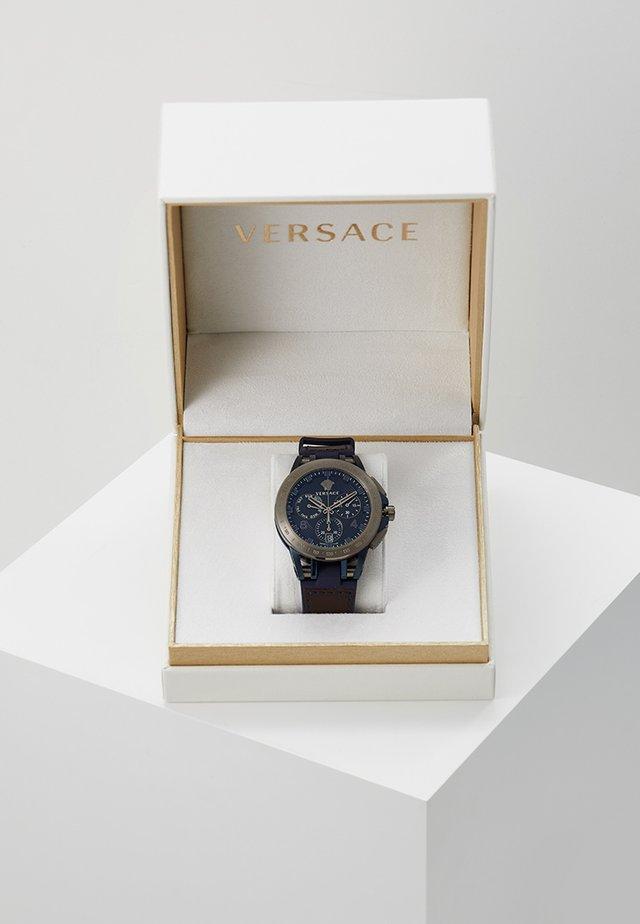 SPORT TECH - Chronograph watch - blue