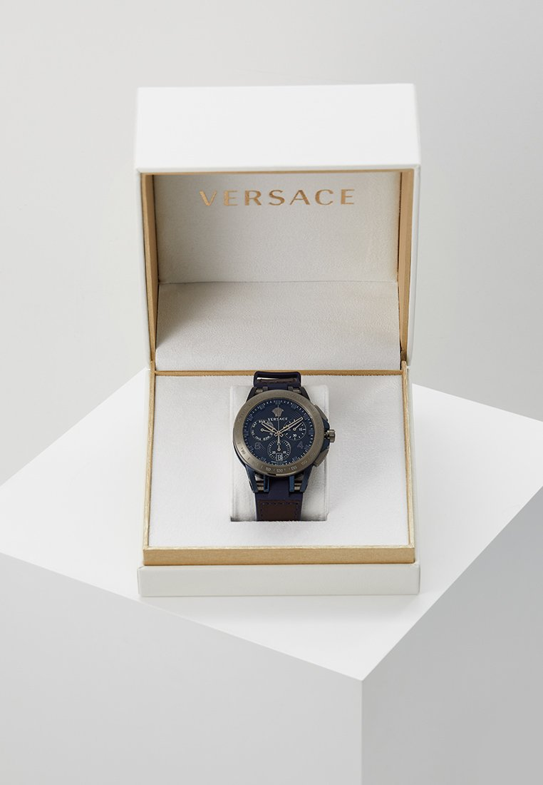 Versace Watches - SPORT TECH - Cronografo - blue