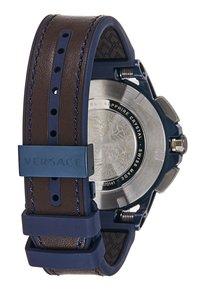 Versace Watches - SPORT TECH - Montre à aiguilles - blue - 4