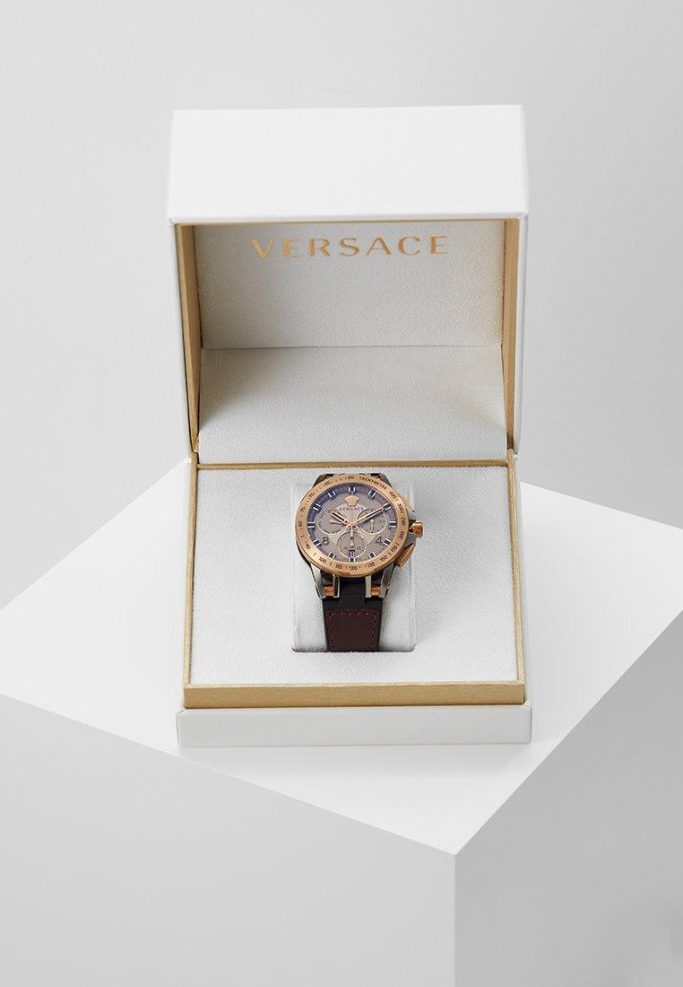 Versace Watches - SPORT TECH - Chronograaf - brown