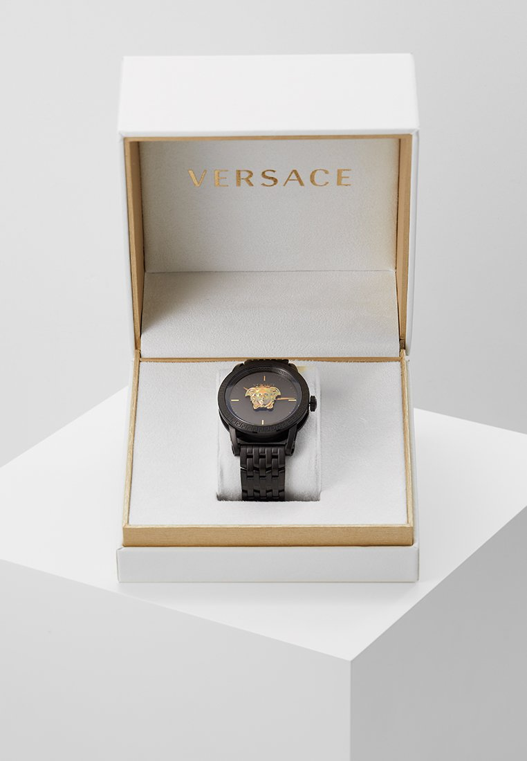 Versace Watches - PALAZZO EMPIRE - Hodinky - gunmetal