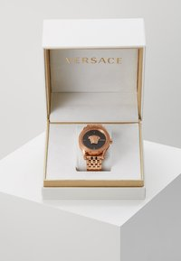 Versace Watches - PALAZZO EMPIRE - Montre - rosegold-coloured/gunmetal - 0