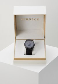 Versace Watches - PALAZZO EMPIRE - Hodinky - all black - 0