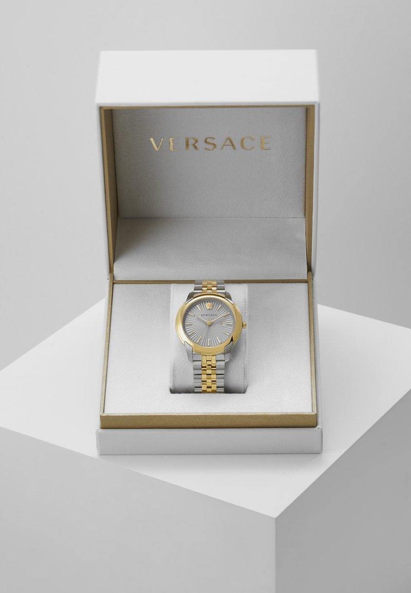 coloured coloured coloured silver UrbanMontre Versace Gold Watches silver Gold BrCxdoe
