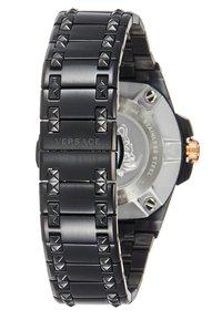 Versace Watches - CHAIN REACTION - Horloge - black - 1