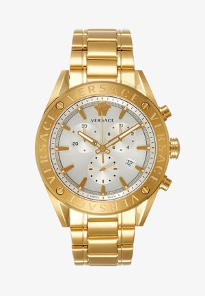 V- CHRONO - Chronograaf - gold-coloured