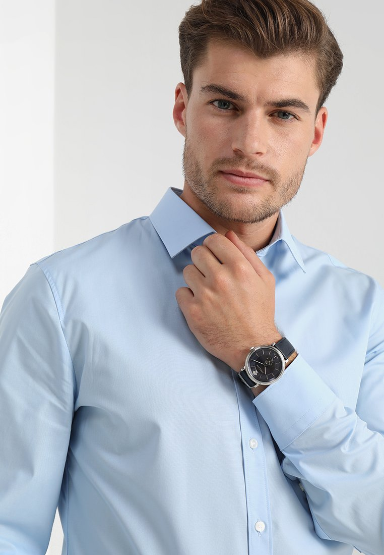 Versace Watches - V-CIRCLE THE MANIFESTO EDITION - Orologio - blue