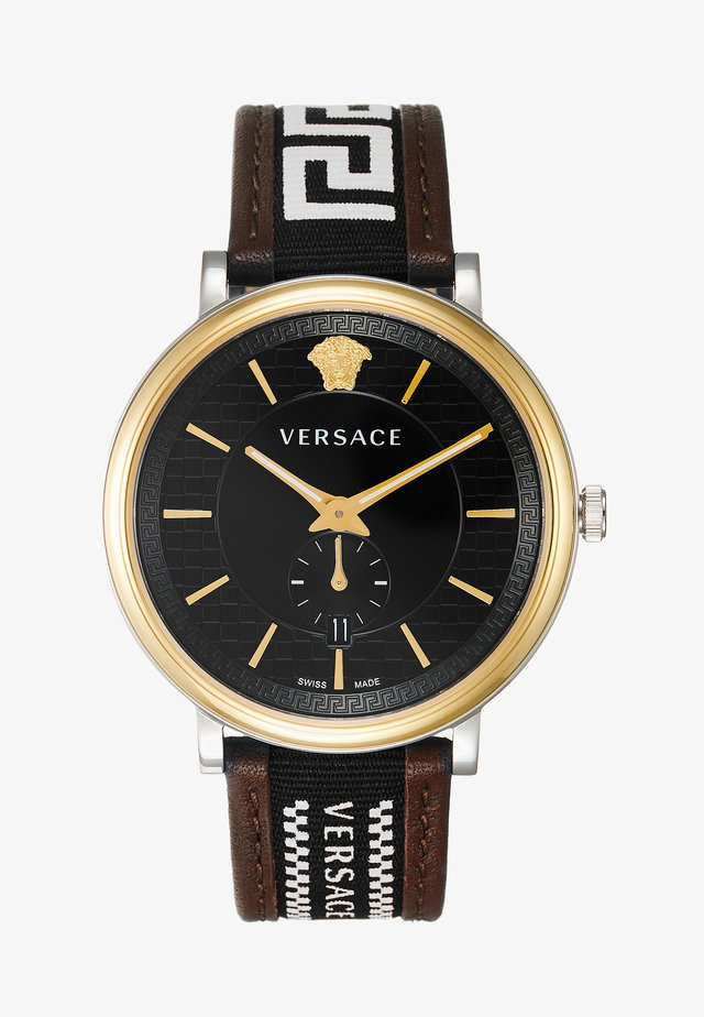 CIRCLE GRECA EDITION - Watch - brown