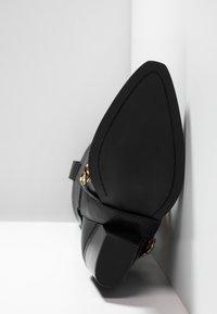 Versace Jeans Couture - Cowboy/Biker boots - nero - 6