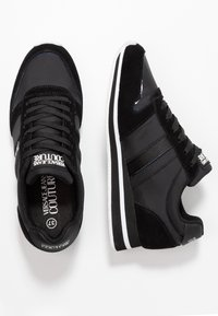 Versace Jeans Couture - Sneaker low - black - 3