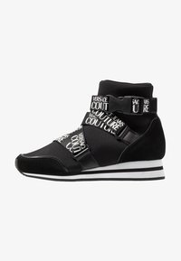 Versace Jeans Couture - High-top trainers - black - 1