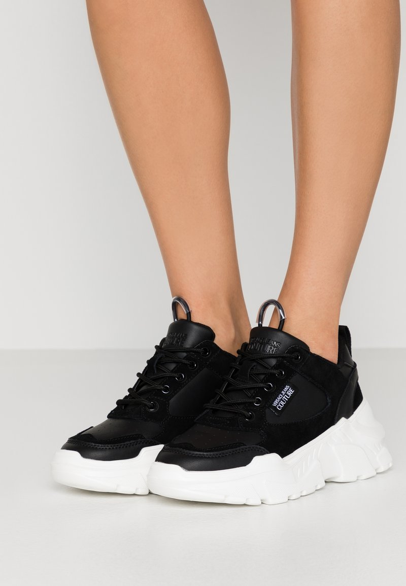 Versace Jeans Couture - Sneakers laag - nero