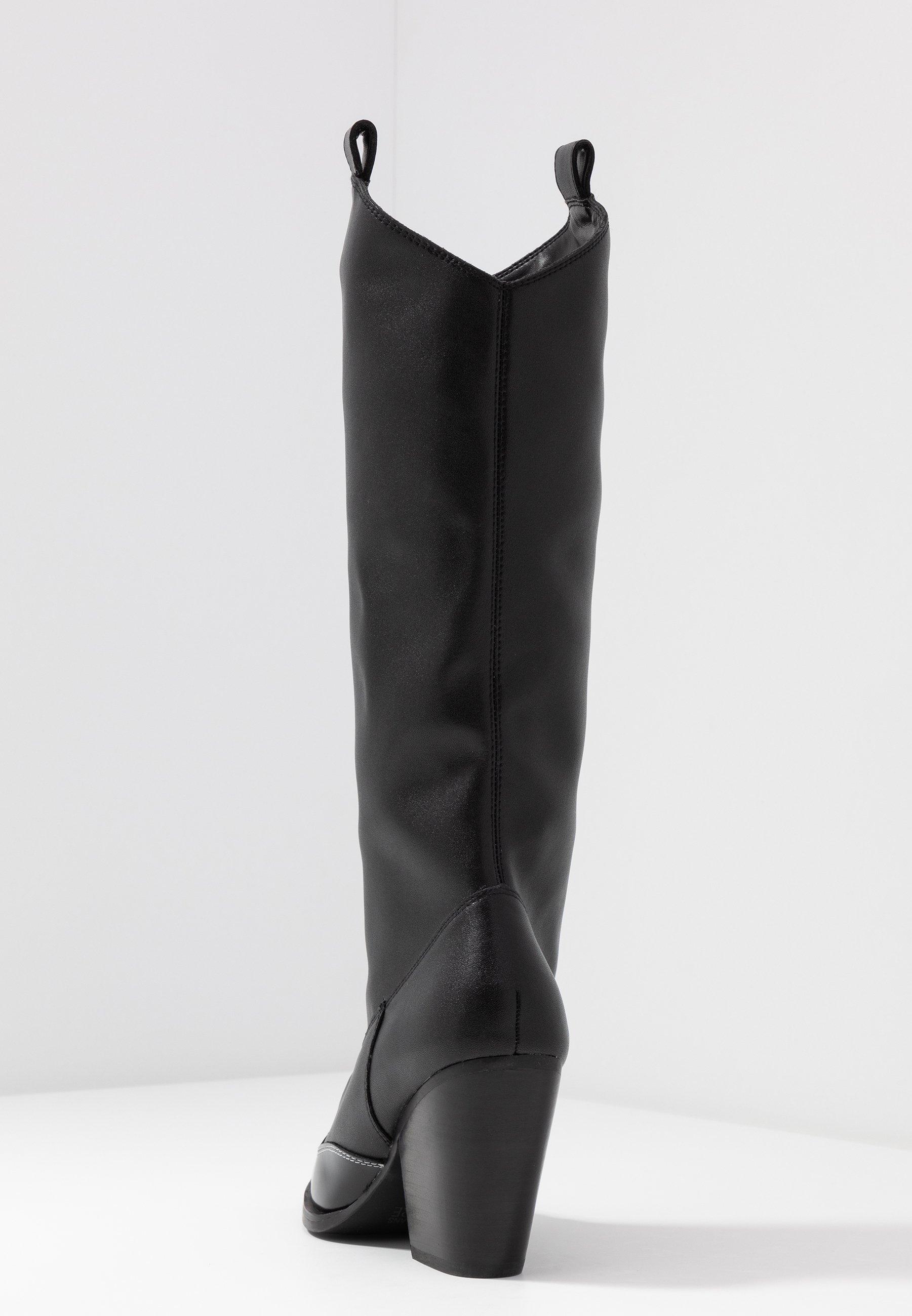 Versace Jeans Couture Cowboystøvler - Nero