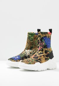 Versace Jeans Couture - Sneakersy wysokie - multicolor - 4