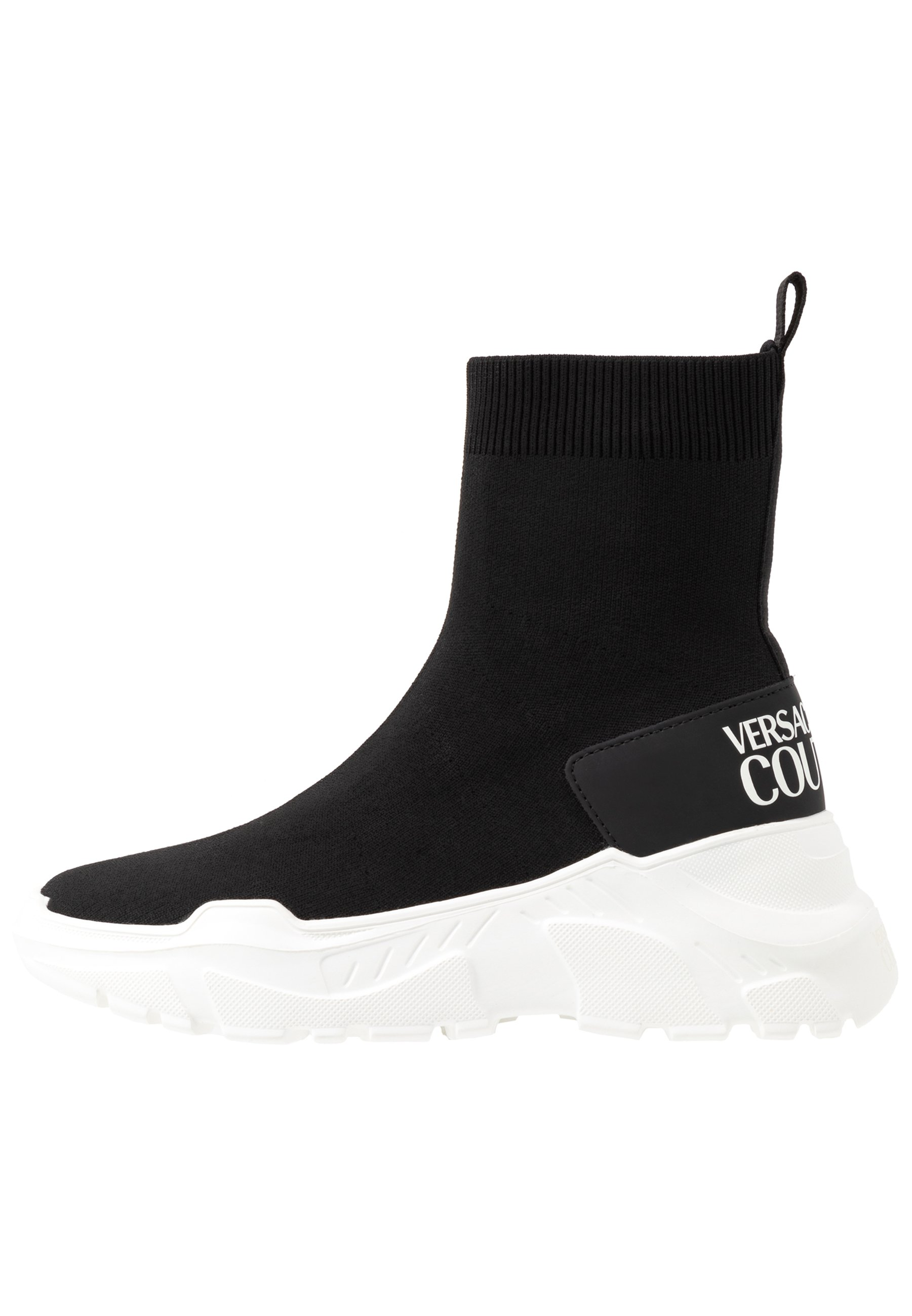 Versace Jeans Couture Sneakersy wysokie - nero