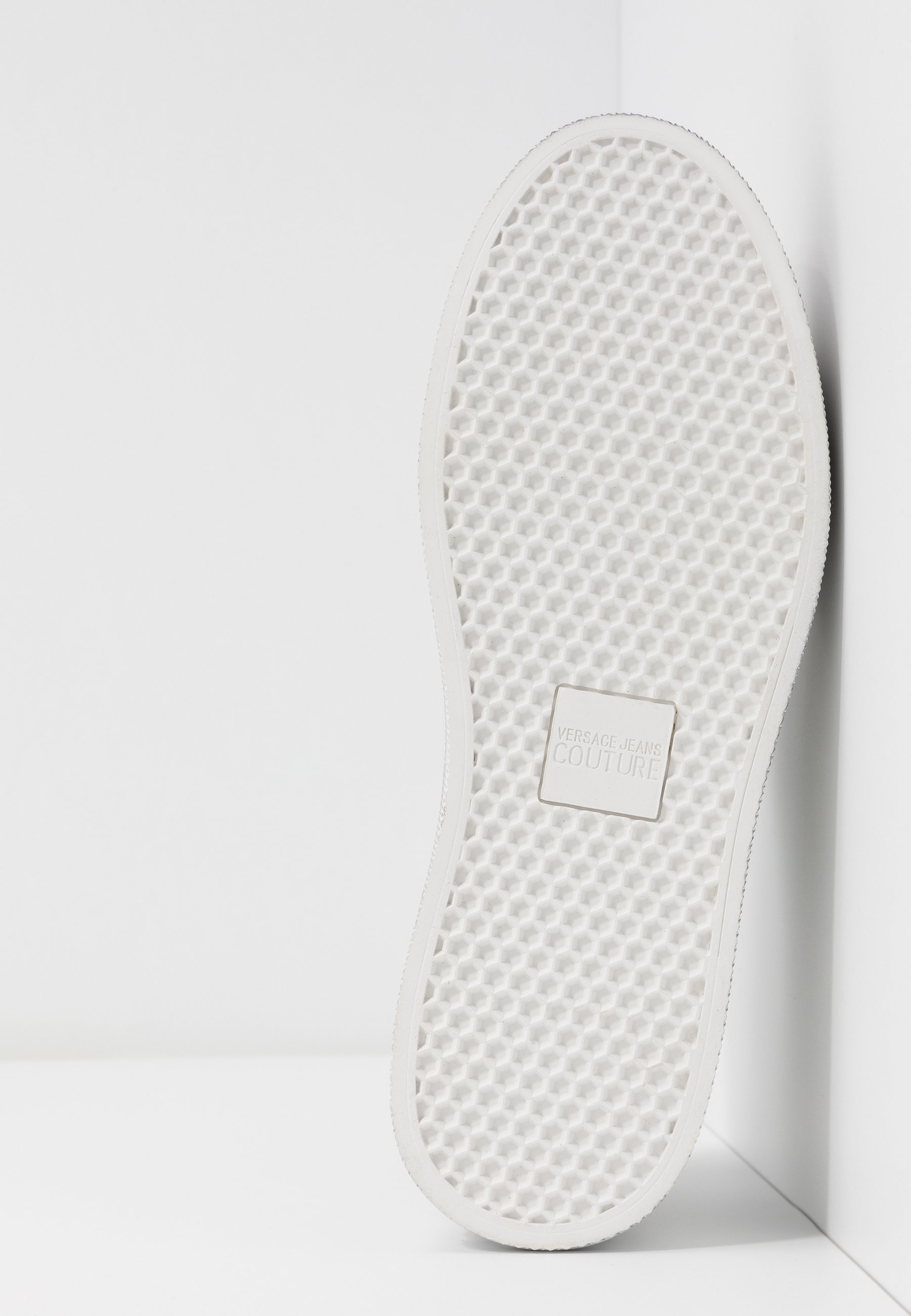 Versace Jeans Couture Sneakersy niskie - bianco ottico