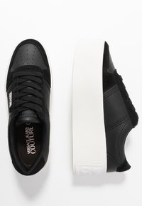 Versace Jeans Couture - Baskets basses - nero - 3