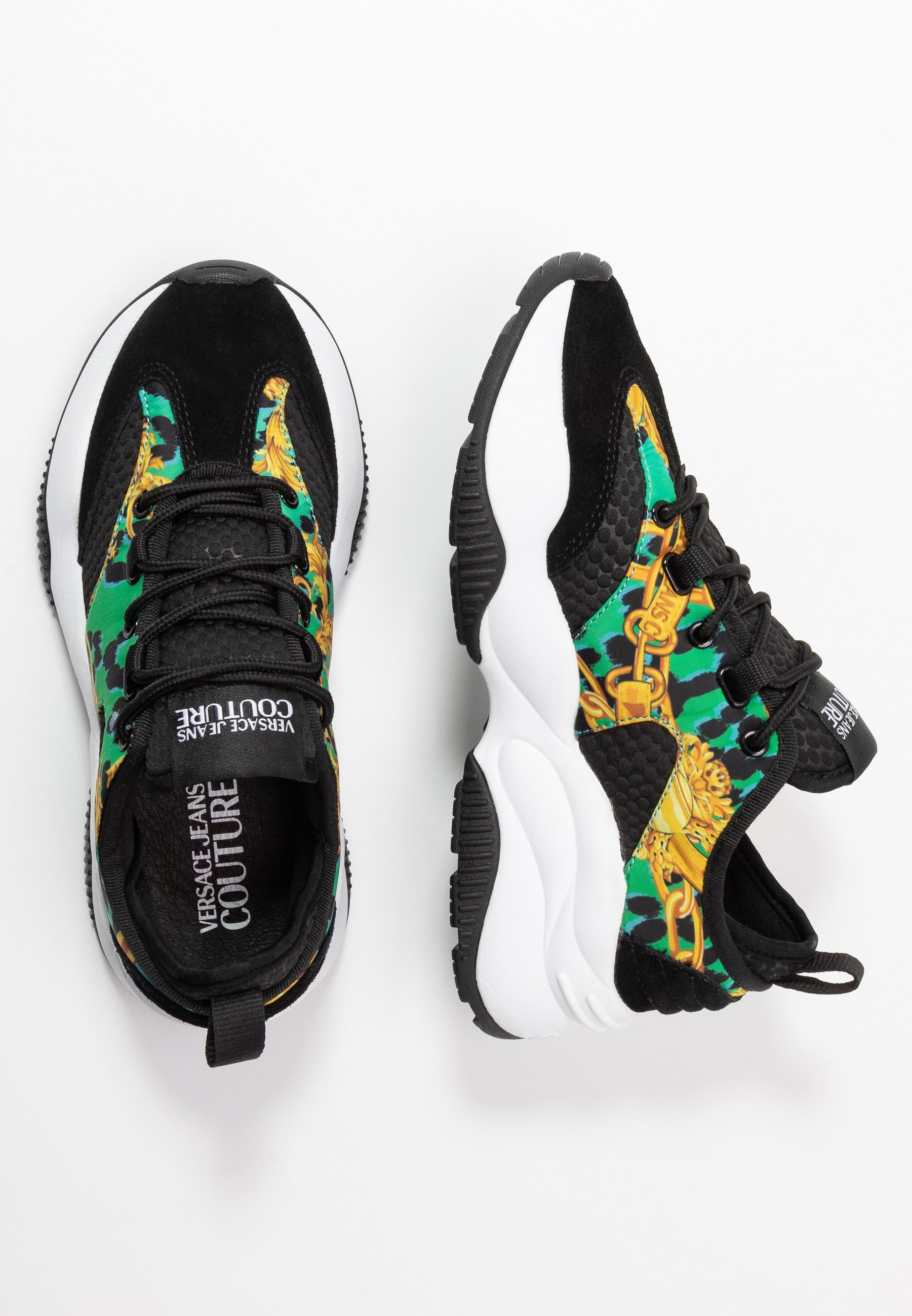 Versace Jeans Couture Sneakersy niskie - rana