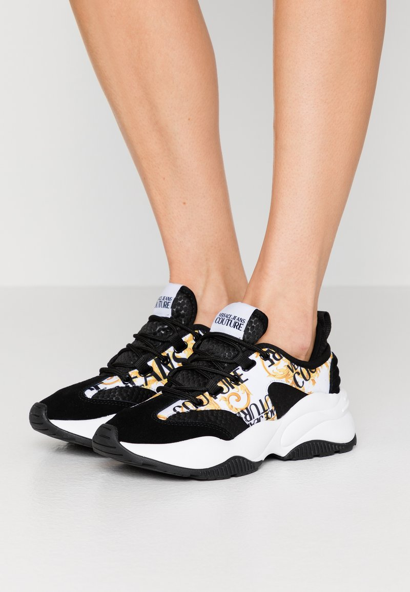 Versace Jeans Couture - Baskets basses - multicolor