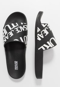 Versace Jeans Couture - Badesandale - black - 1