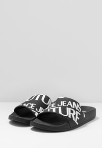 Versace Jeans Couture - Badesandale - black - 2