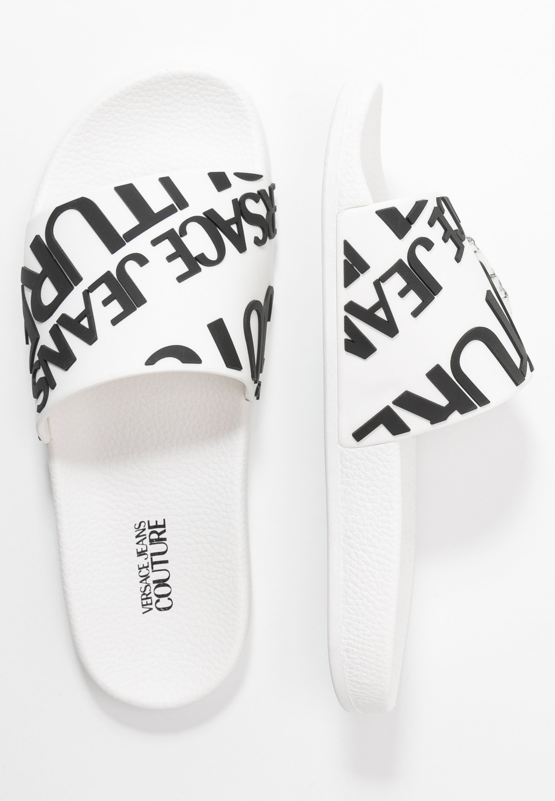 Versace Jeans Couture Badsandaler - white