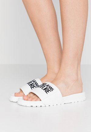 Sandály do bazénu - bianco ottico