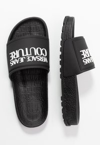 Versace Jeans Couture - Badslippers - nero - 3