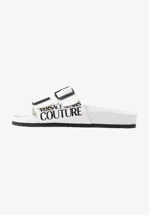 Pantofole - bianco ottico