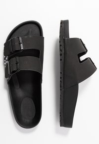 Versace Jeans Couture - Slippers - nero - 3