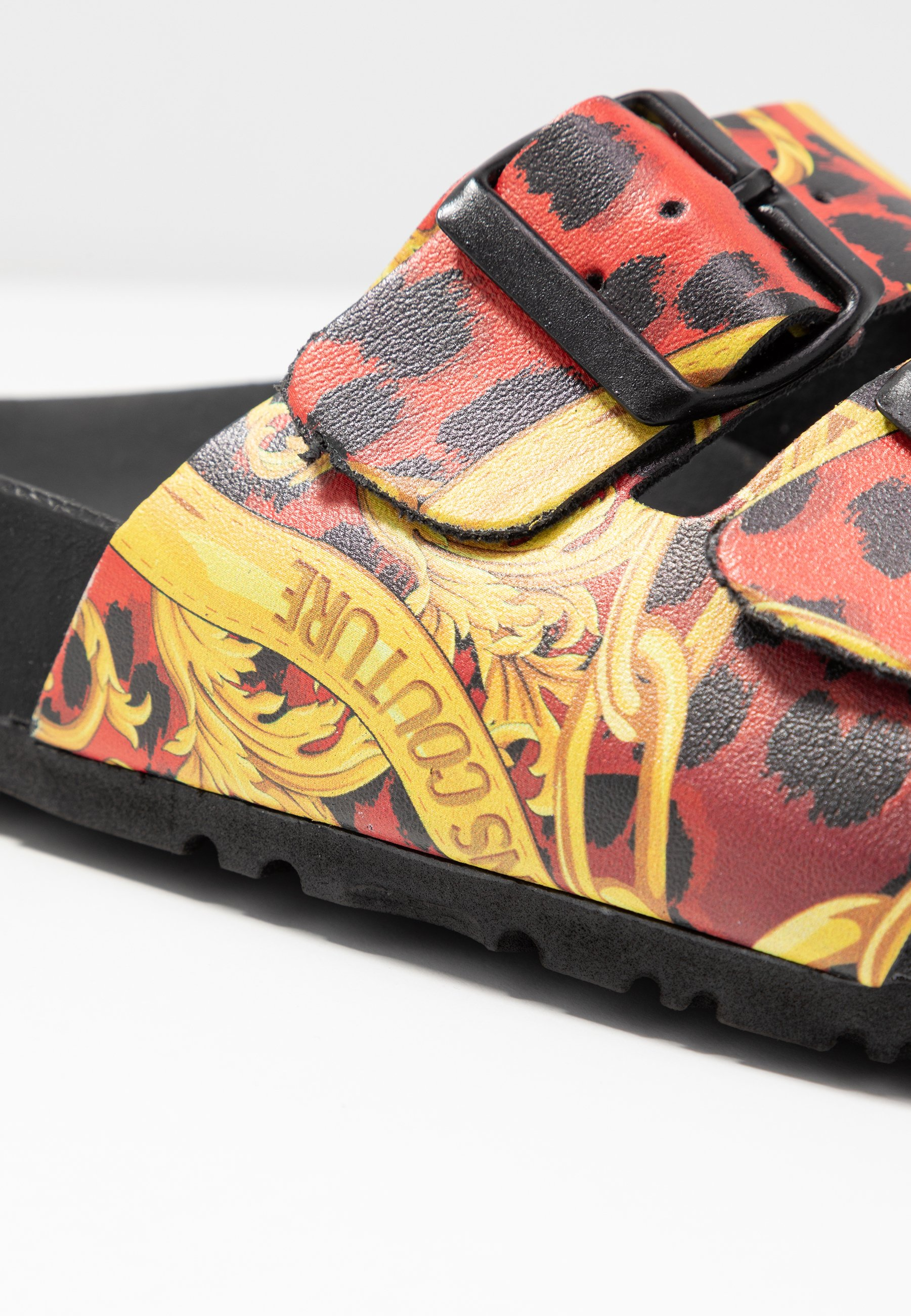 Versace Jeans Couture Tøfler - rosso