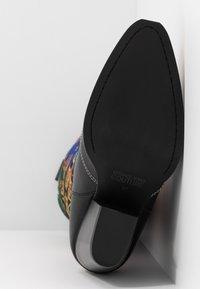 Versace Jeans Couture - Cowboy-/Bikerlaarzen - multicolor - 6