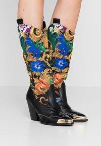Versace Jeans Couture - Cowboy-/Bikerlaarzen - multicolor - 0