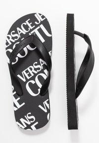 Versace Jeans Couture - Boty do bazénu - nero - 3