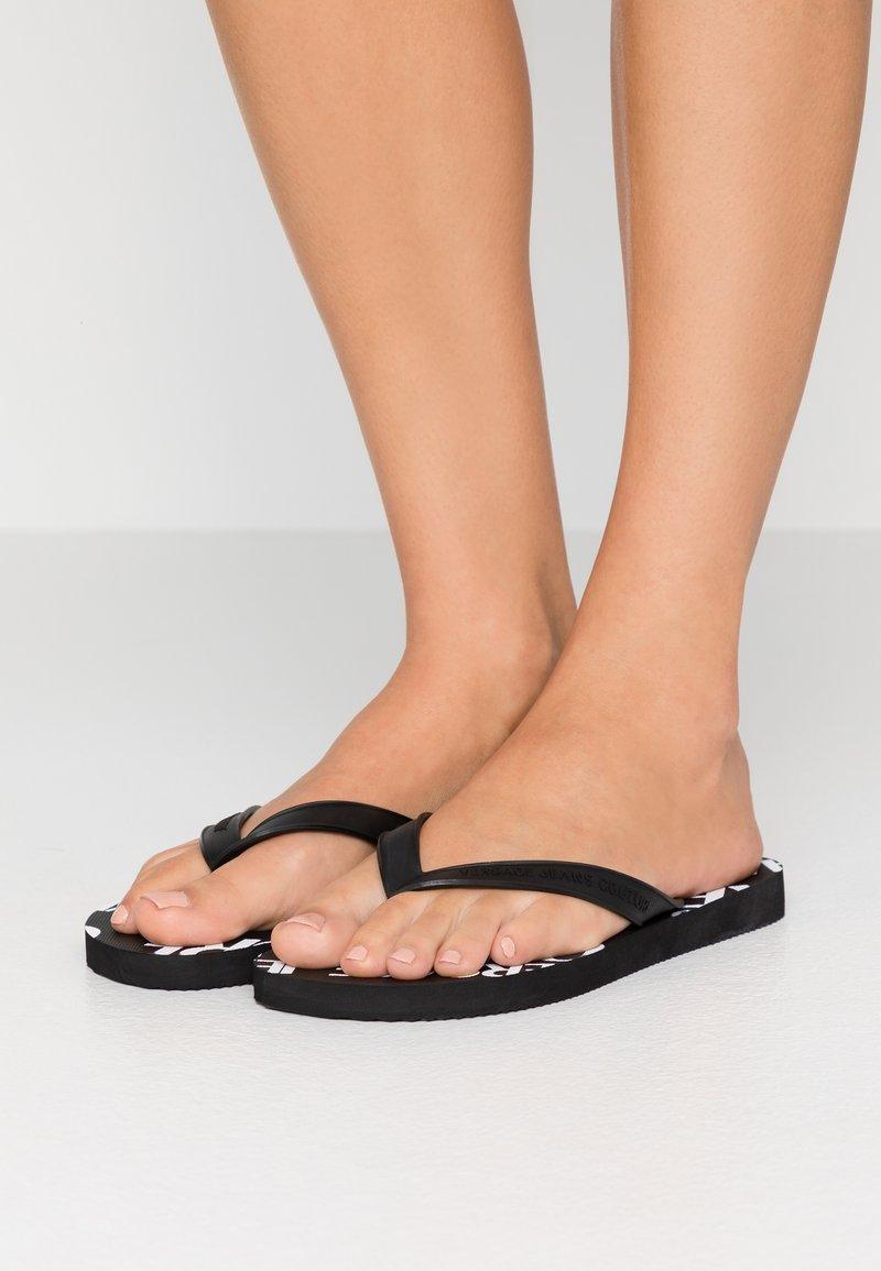 Versace Jeans Couture - Boty do bazénu - nero