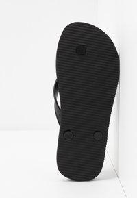Versace Jeans Couture - Boty do bazénu - nero - 6