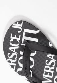 Versace Jeans Couture - Boty do bazénu - nero - 2