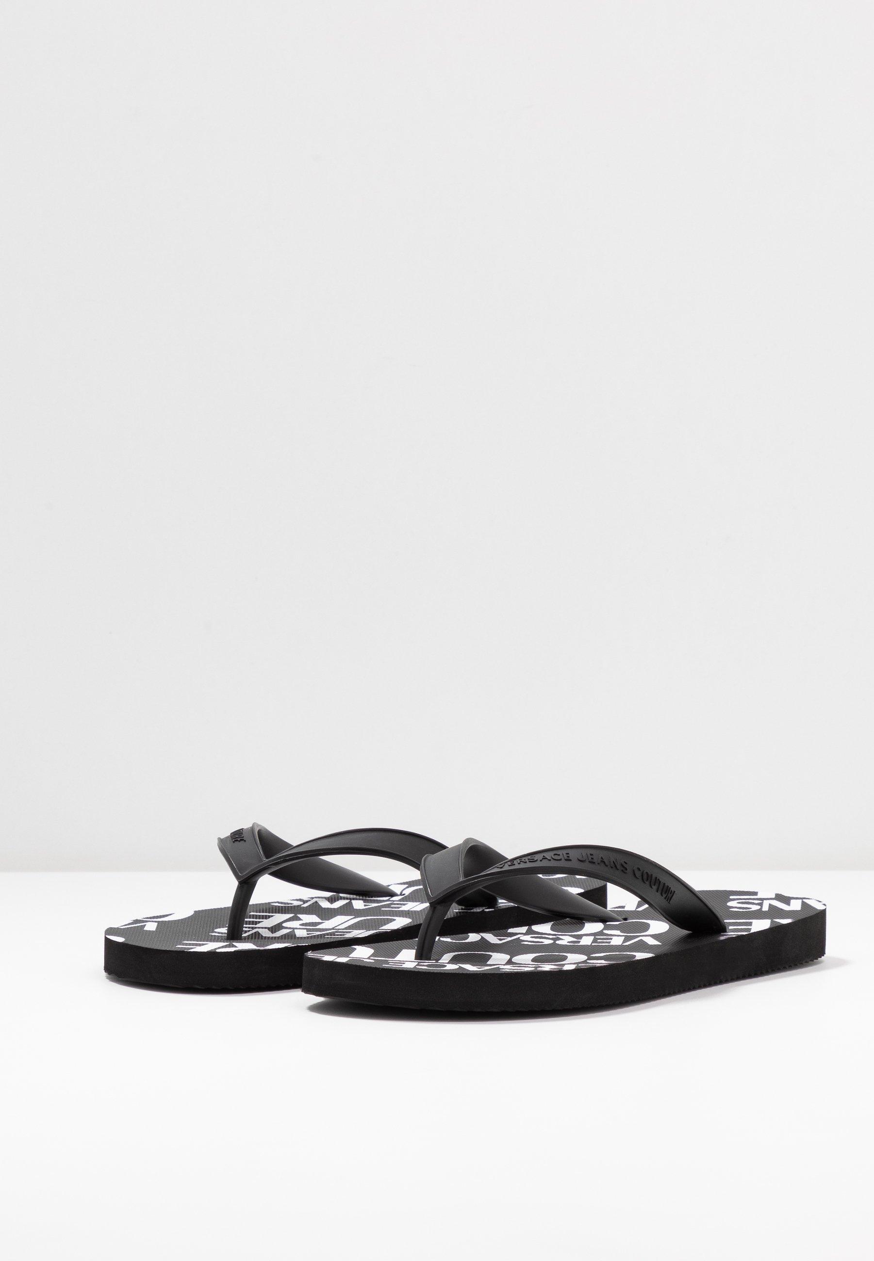 Versace Jeans Couture Badesko - Nero