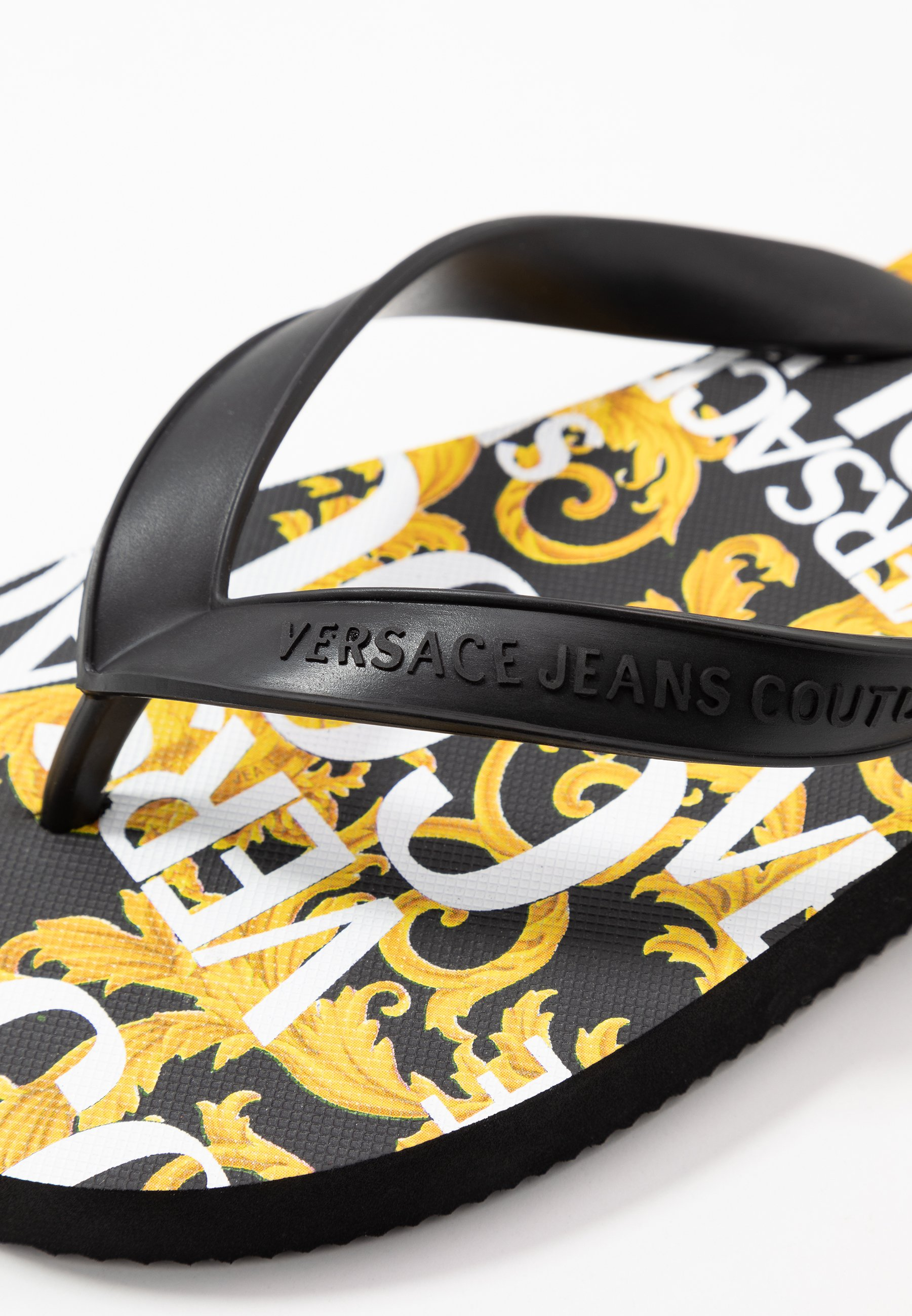 Versace Jeans Couture Tongs - Nero